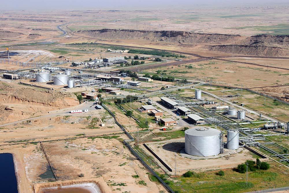 میدان نفتی مارون خامی پروژه های صنعت مارکت