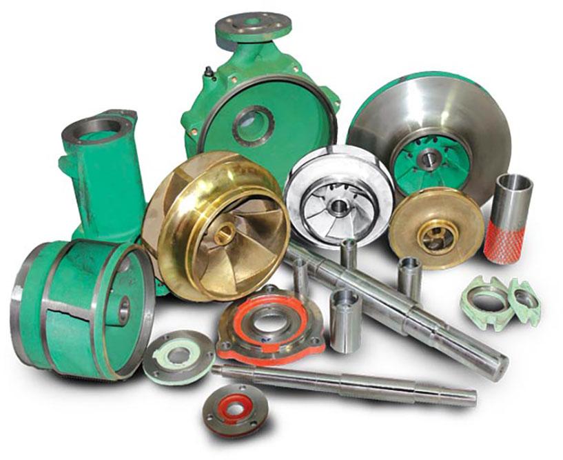 لوازم یدکی پمپ تامین تجهیزات صنعتی صنعت مارکت