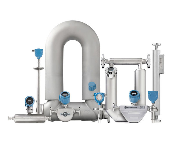 فلومتر ميکروموشن - MicroMotion Flowmeter صنعت مارکت