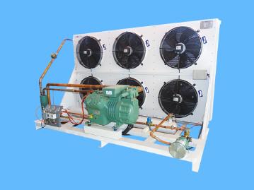 سیستم برودتی و حرارتی تامین تجهیزات صنعت مارکت